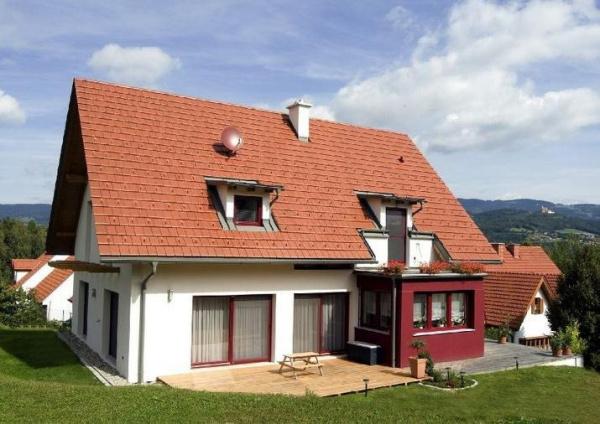 Tondach Figaro Deluxe - Rodinný dům