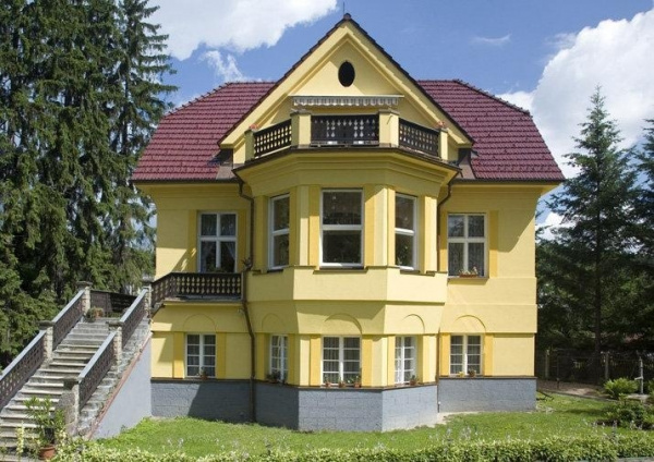 Tondach Hranice 11 - Glazura, rodinný dům