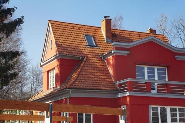 Tondach Bobrovka - Režná, Rodinný dům