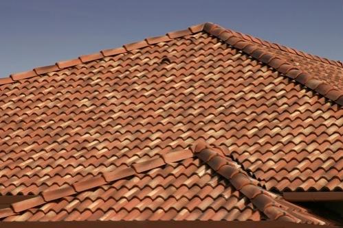 Terran Coppo Ferrara - detail na střeše