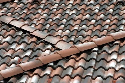 Terran Coppo Venezia - detail na střeše