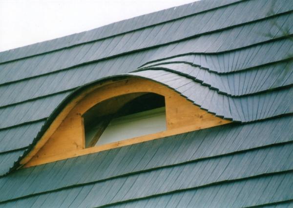 Drdlíkův dřevěný šindel