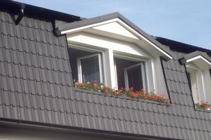 Roof střecha