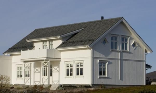 Isola Powertekk Nordic - realizace na střeše