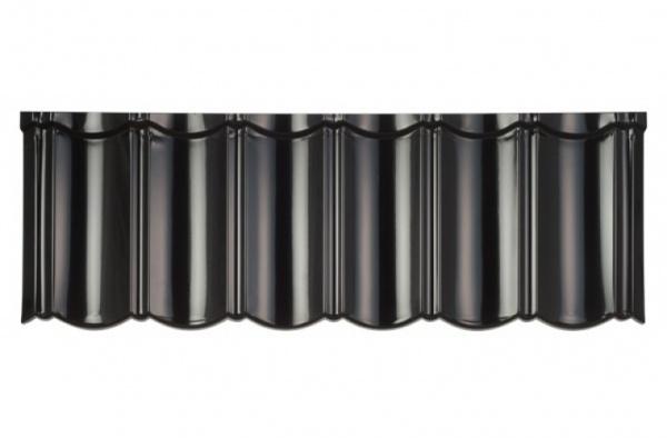Isola Powertekk Exclusive - detail černé lesklé krytiny