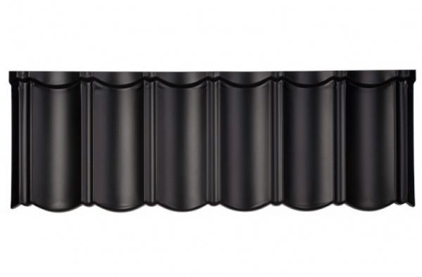 Isola Powertekk Exclusive - detail černé matné krytiny