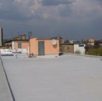 Folie pro ploché střechy