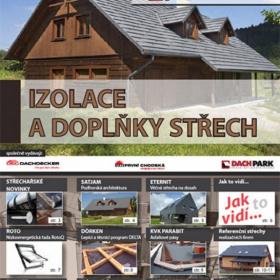 Nové číslo časopisu Dachrevue je tady.