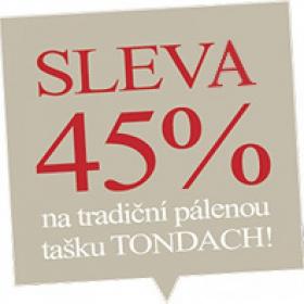 Získejte střechu TONDACH se slevou až 45%!