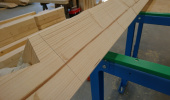Zahájení výroby na lince HUNDEGGER K2i