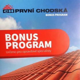 PRVNÍ CHODSKÁ bonus program