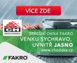 AKCE Pelhřimov - FAKRO