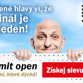 ZÍSKEJTE SLEVU 21 % na Baumit open