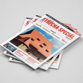 Právě vychází nové číslo STŘECHA SPECIÁL revue!