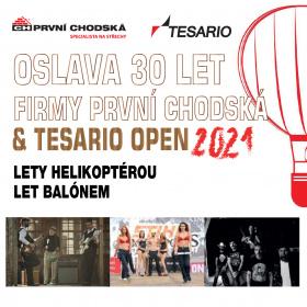 Oslava 30 let firmy PRVNÍ CHODSKÁ a TESARIO OPEN 2021