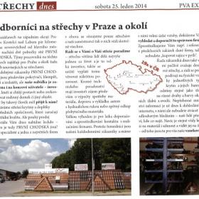 Odborníci na střechy v Praze a okolí
