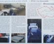 Příprava plechových prvků střech - v dílně i na staveništi