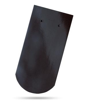 Bramac Opál - glazura černá