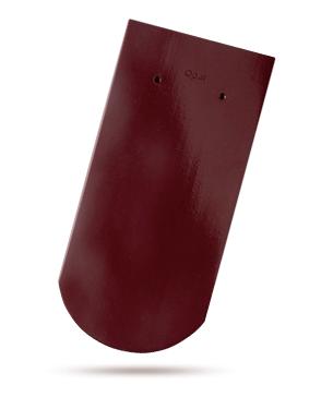 Bramac Opál - glazura červenohědá