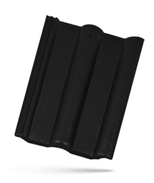 Bramac Classic Protector PLUS - ebenově černá