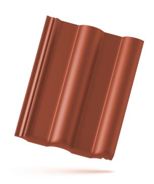 Classic Aerlox - rubínově červená