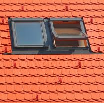 Střešní okna a světlovody