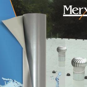 Hydroizolační folie MERX