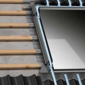 Nové lemování VELUX pro moderní ploché střešní krytiny